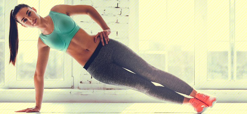 3 Exercícios Para Prancha Abdominal