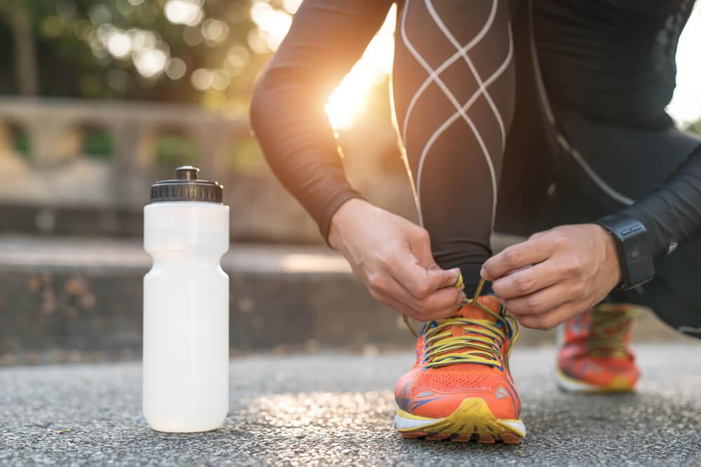 atividade física e saúde-corrida