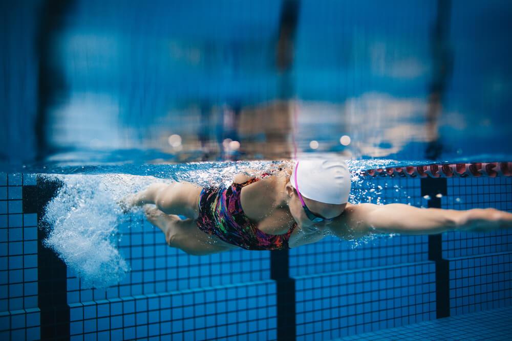 atividade física e saúde: natação