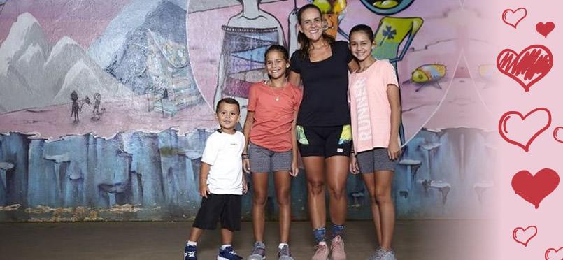 Mães corredoras: como a corrida auxilia mulheres a verem sua melhor versão