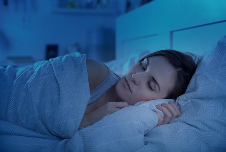 emagrecer com saúde - sono - Shutterstock