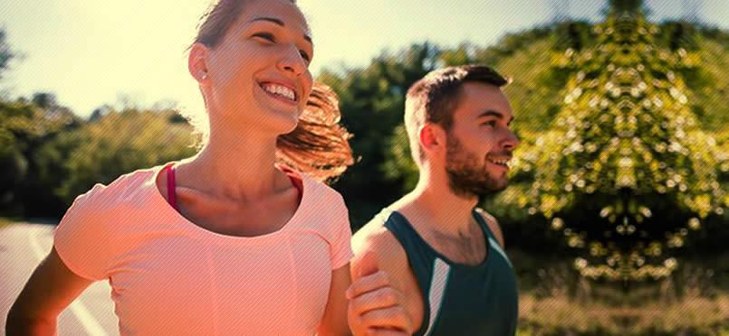 10 Atividades físicas para praticar a dois