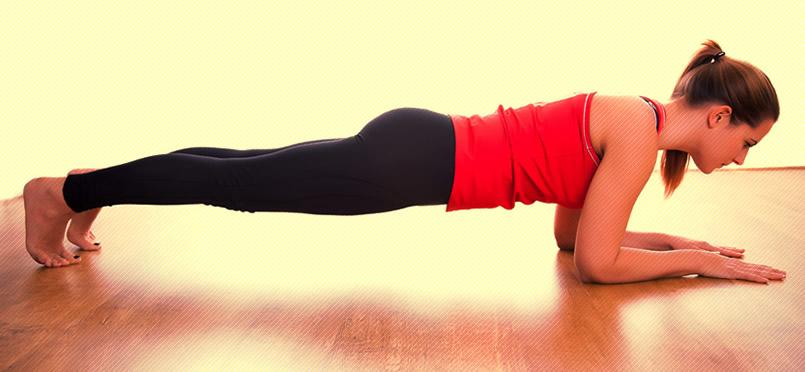 Por Que a Prancha É um Ótimo Exercício Físico