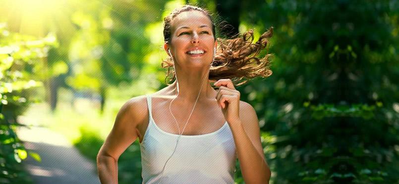 Sorria durante corrida, isso pode melhorar seu desempenho