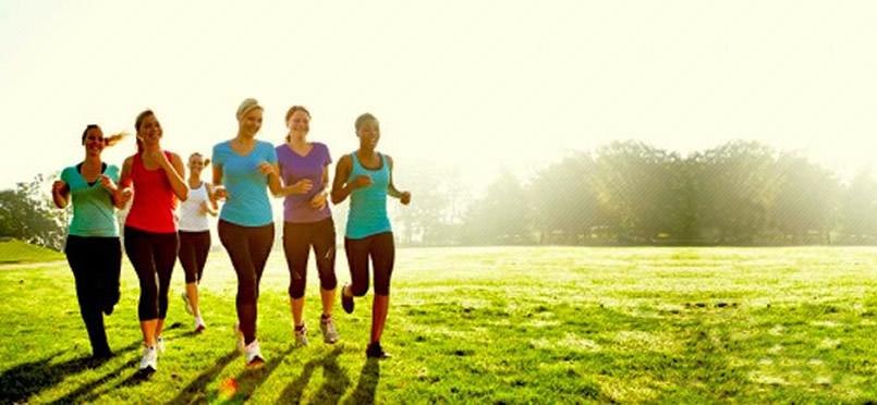 Informações de como retomar a rotina de exercíciospós as festas de fim de ano