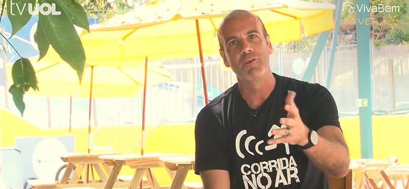 Lista de razões para você começar a correr, por Sérgio Rocha para o Viva BemTalks