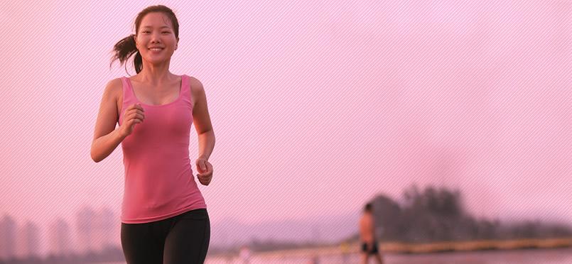 Mais 16 Benefícios da Corrida Para a Saúde da Mulher